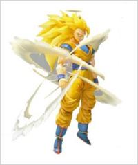 S.H.フィギュアーツ ドラゴンボール スーパーサイヤ人3 孫悟空 魂ウェブ限定